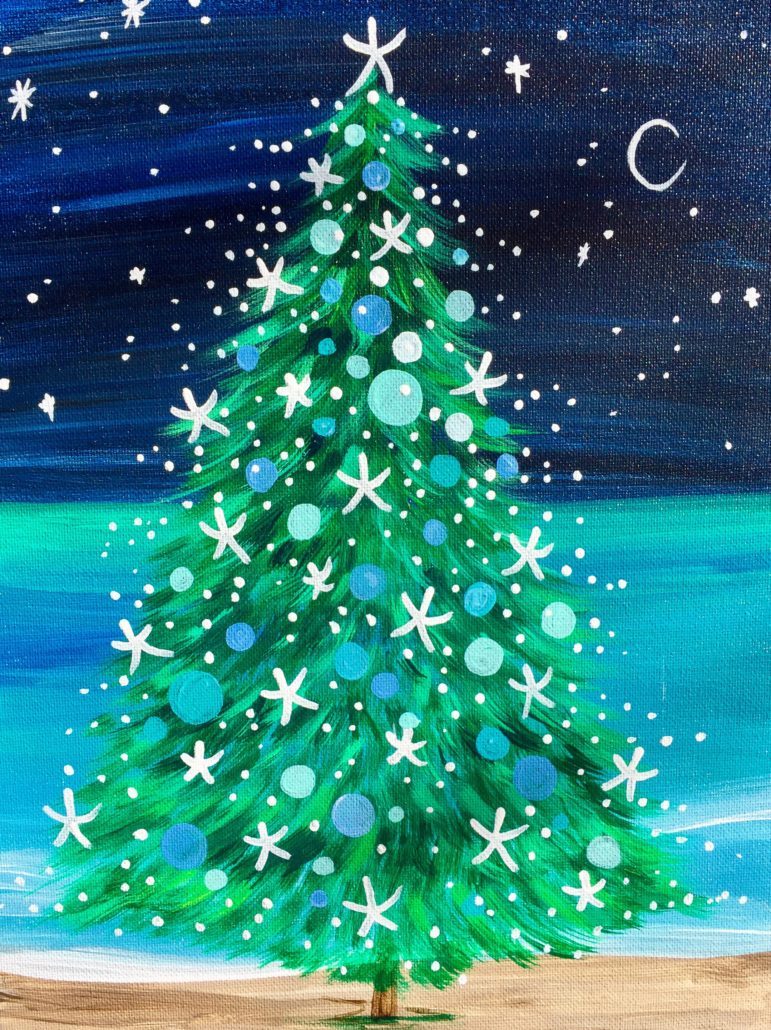 OBX Christmas Tree @ Rooster\'s Southern Kitchen: November 29th ...